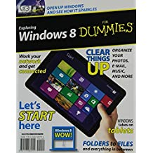 Exploring Windows 8 For Dummies by Galen Gruman (2012-12-10)