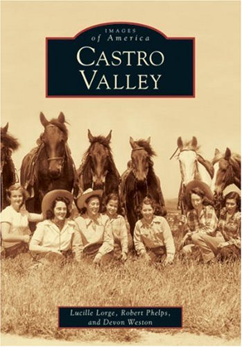 Castro Valley (CA) (Images of America)