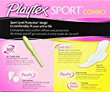 Playtex Sport Combo Pack with Regular and Super