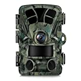 ANYFONG Trail Camera 16MP 1080 2.4″ LCD Full HD Hunting Game Trail Cam with Night Vision IP66 Waterproof Low Glow 850nm Upgrading IR LED 0.2S Trigger Time 65FT 120° Range Wildlife Deer Camer (16M) Review