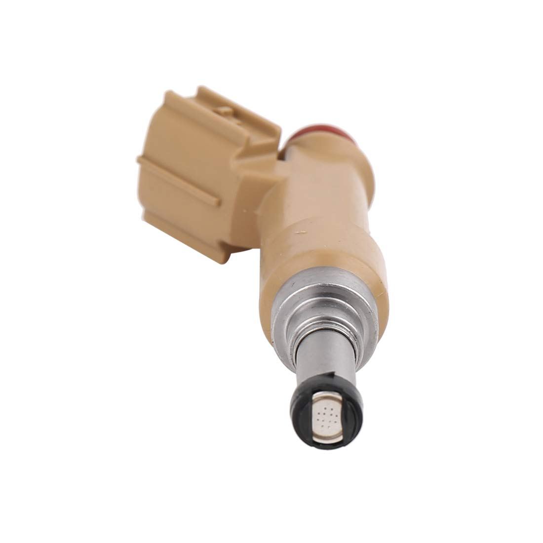 sourcing map Inyector De Combustible Para Coche 23250-0T010 23209-0T010 DC 12V Para Xd 2008-2009