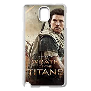 wrath of the titans perseus Samsung Galaxy Note 3 Cell Phone Case White 91INA91107930
