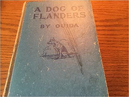 A Dog Of Flanders Book