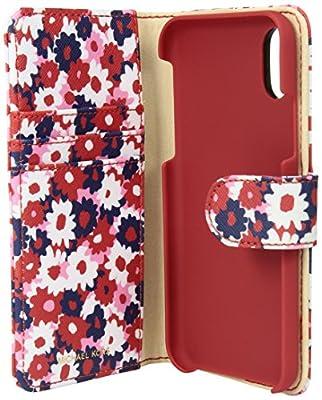 Michael Kors Multi Carnation Folio Phone Case 8