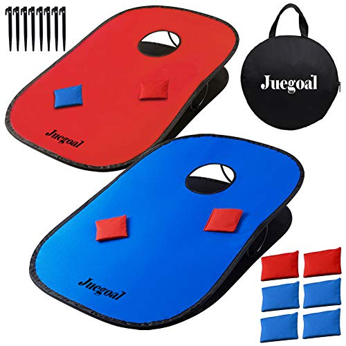 Juegoal 3x2ft Collapsible Portable