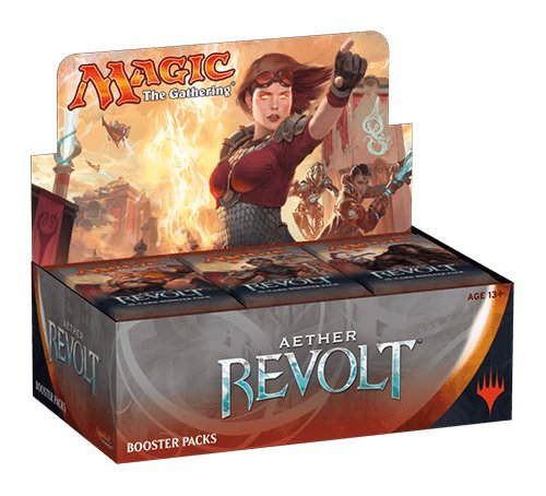 Magic: The Gathering (MTG) - Aether Revolt Booster Box - English