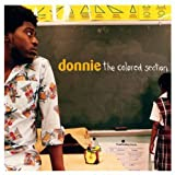 Donnie - The Colored Section - Giant Step Records - GSTP 7030-1