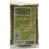 ijsalut - especias pizza mezcla bio luz