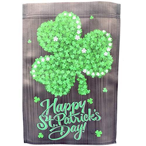 (GiftWrap Etc. St. Patrick's Day House Flag - 28