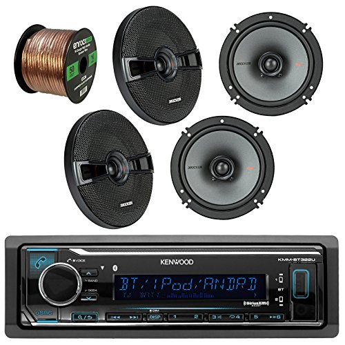 Kenwood KMM-BT315U Car In Dash Bluetooth Stereo Digital MP3
