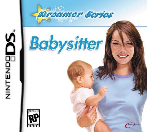 Amazon Com Dreamer Series Babysitter Nintendo Ds Video Games