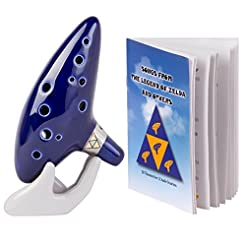 Deekec Legend of Zelda Ocarina 12 Hole A...