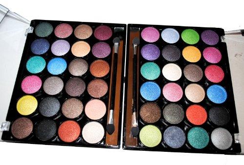 Elégant fard à paupières kit de maquillage élégant de couleur 48