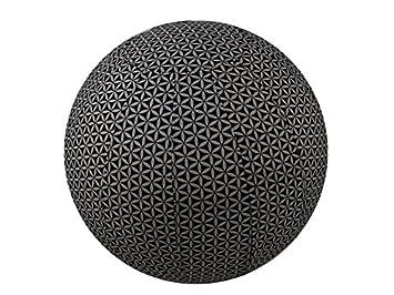 Amazon.com: 75 cm bola de ejercicio Bola cubrir bola Tapa ...