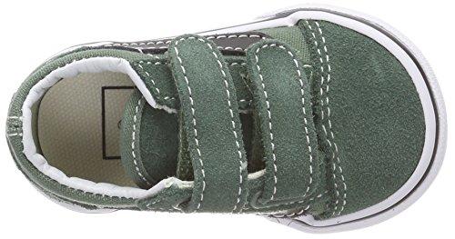 duck Mixte Bébé Vert Vans Old Baskets V black Green Skool Q7m Iwxx760q