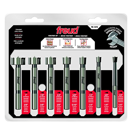 Most Popular Forstner Drill Bits