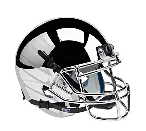 NCAA Oregon Ducks Smoke Wing Authentic Helmet, One Size by Schutt