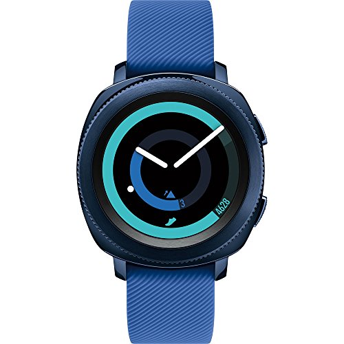 Samsung Gear Sport Activity Tracker (Blue) with Heart Rate Monitor, Kodak Case, Pro Bluetooth Earbuds, and 1 Year Extended Warranty Bundle by Beach Camera (Image #2)