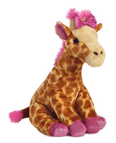 Aurora World Girlz Nation Pink Sparkle Giraffe ()