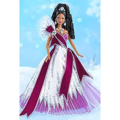 Mattel 2005 Holiday Barbie Doll - African American: Toys & Games