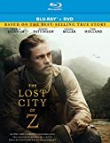 This is a DVD and Bluray combo The Lost City of Z tells the incredible true story of British explorer Percy Fawcett, who journeys into the Amazon at the dawn of the 20th century and discovers evidence of a previously unknown, advanced civilization th...
