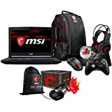 MSI GT63 TITAN-046 (i7-8750H, 16GB RAM, 256GB NVMe SSD + 1TB HDD, NVIDIA GTX 1080 8GB, 15.6 Full HD 120Hz 3ms, Windows 10 Pro) VR Ready Gaming Notebook