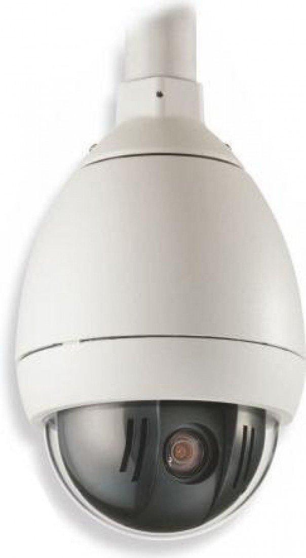 Bosch AutoDome 600 28x PAL - Cámara de vigilancia (CCTV, Exterior, Dome, Color blanco, Aluminio, IP66): Amazon.es: Electrónica