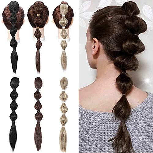 Bubble ponytail _image1