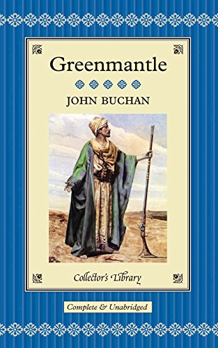 book cover of Greenmantle