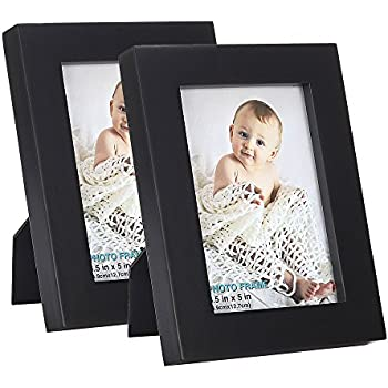 Amazon Malden 35x5 Picture Frame Wide Real Wood Molding