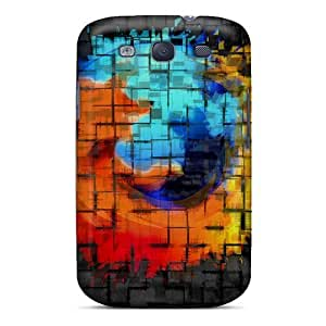 Faddish Phone Firefox Case For Galaxy S3 / Perfect Case Cover