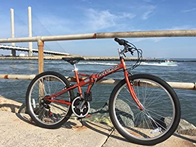 Columba SP26S Folding Bike Monarch (SP26S_MAC)