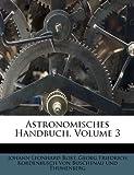 Astronomisches Handbuch, Johann Leonhard Rost, 1248922115