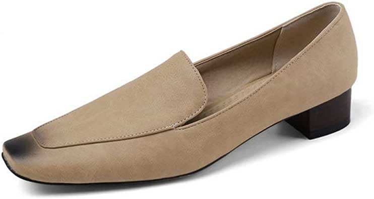 Amazon.com | CYBLING Women's Comfortable Slip on Penny ...