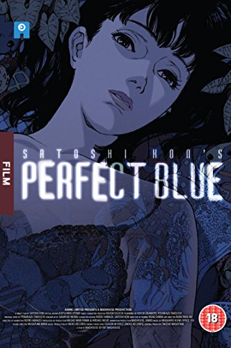 Perfect Blue (1997) ( Pafekuto Buru ) [ NON-USA FORMAT, PAL, Reg.2 Import - United Kingdom ]