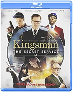 Cover Image for 'Kingsman: Secret Service'