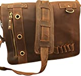 Mid Size Messenger, Leather, Medium Vintage Leather