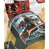 "Star Wars Battle Front 64"" x 86"" Reversible Twin Comforter"