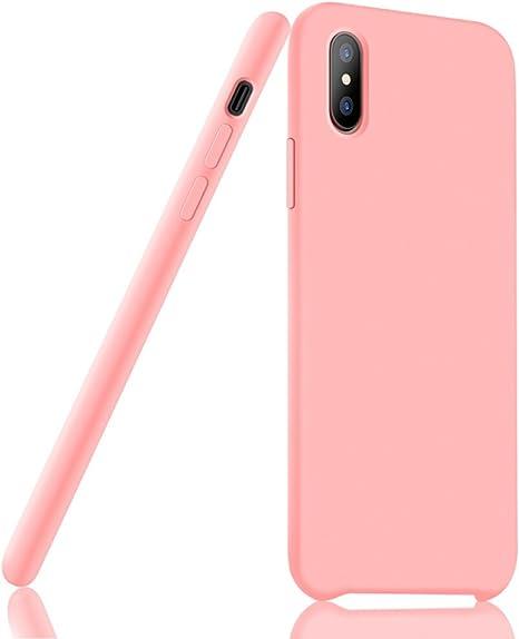 Custodia iPhone Xr Fuleadture [Supporta Ricarica Wireless