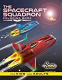 The Spacecraft Squadron Coloring Book