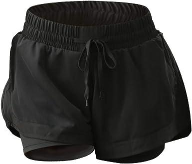 Girls Large White 4 Wicking Athletic Sports Shorts
