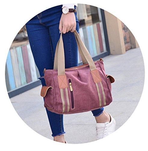 Sac Capacité Sac LAIDAYE Messenger Sac épaule Sac Femme à Main Bag à 1 Grande Sac TRtqYwtv
