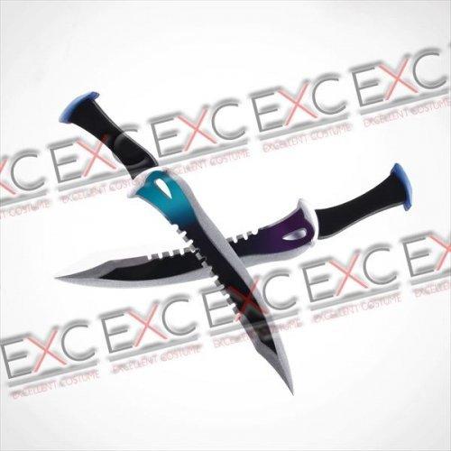 【コスプレ】Fate/Grand Order ジャック・ザ・リッパー ナイフ(模造) 風 コスプレ用アイテム