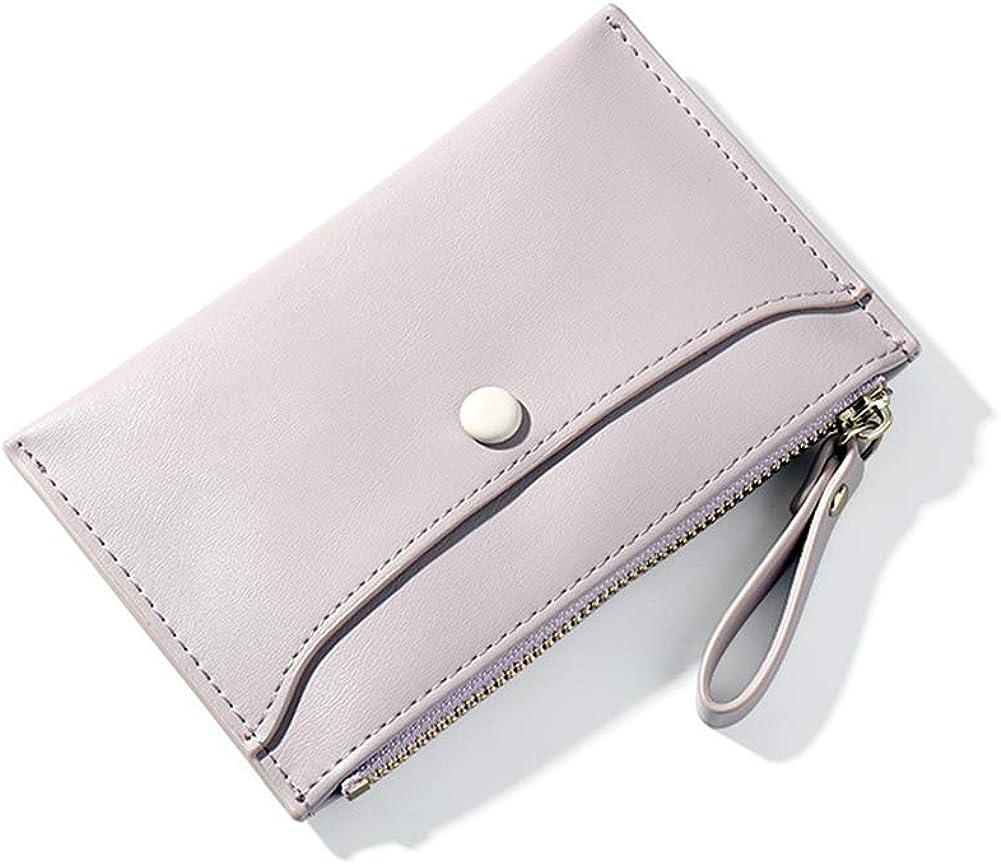 Card Case Wallet Earnda Card Wallet Women Slim Small RFID Minimalist Credit Card Holder