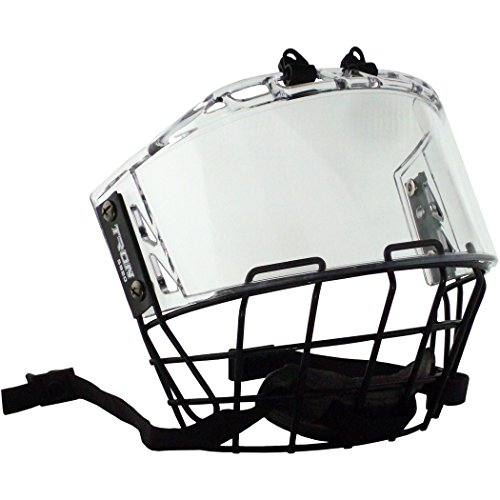 Tron S920 Hockey Helmet Cage & Shield Combo (Senior) ()