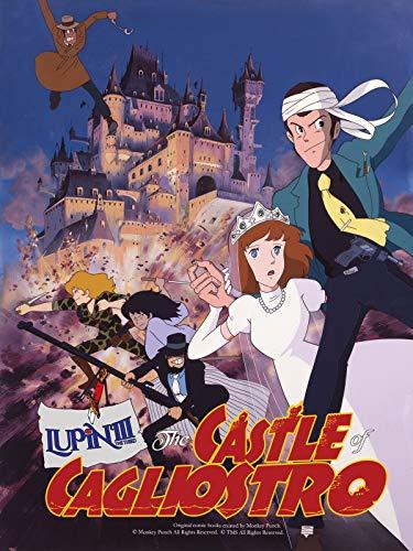 Lupin the 3rd: Castle of Cagliostro (English Dub)