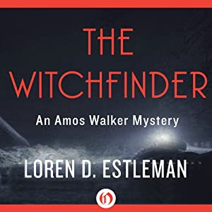 The Witchfinder Audiobook