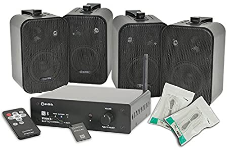 Amp52 Sta50 Bt Background Music Package With B30 Wall
