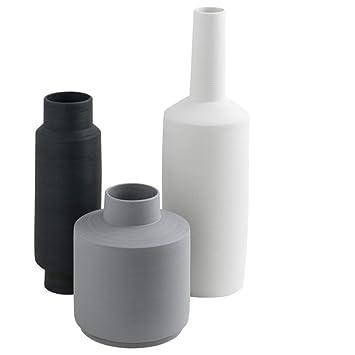 Amazon.com: HENGT Cylindrical Hand-Made Vase, Exquisite Home ...