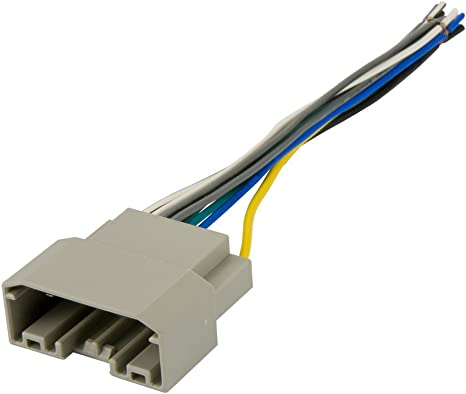 Stereo Wire Harness Jeep Commander 08 09 10 (car radio wiring installation on 2006 toyota tundra wiring harness, 2004 dodge durango wiring harness, 2006 dodge dakota wiring harness, 2006 mazda miata wiring harness, 1997 jeep cherokee wiring harness, 2005 chrysler 300 wiring harness, 2004 jeep wrangler wiring harness, 2005 chrysler crossfire wiring harness, 2006 jeep commander brake controller harness, 1995 jeep cherokee wiring harness, 2005 dodge ram 1500 wiring harness, 2006 chevy impala wiring harness, 2010 jeep wrangler wiring harness, 2006 honda pilot wiring harness,
